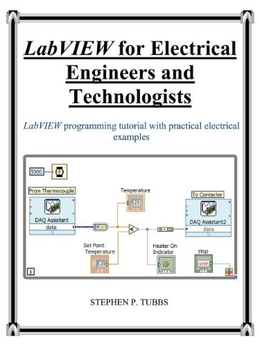 LabVIEW for Electrical Engineers and Technologists