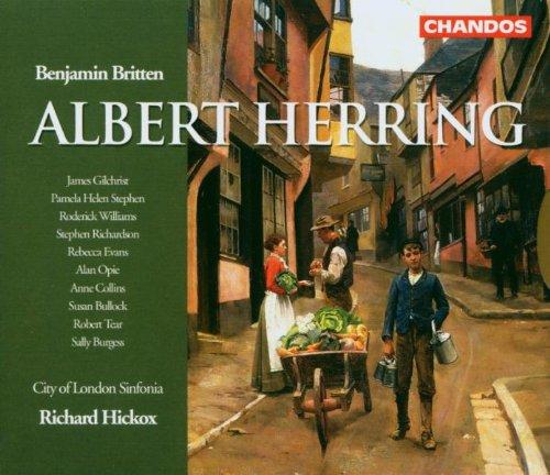 Albert Herring by Chandos