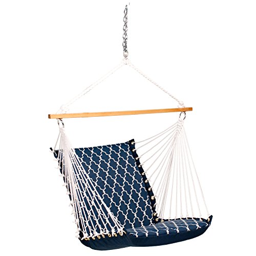 Algoma Net Soft Comfort Cushion Hanging Chair