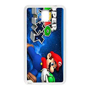 super mario Phone Case for Samsung Galaxy Note3 Case
