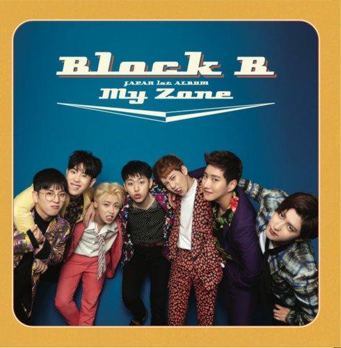 CD : Block B - My zone
