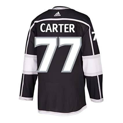 outlet store f4eb8 edded Amazon.com : adidas Mens LA Kings Jeff Carter Authentic Pro ...