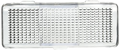 Peterson Manufacturing 38415C Clear Replacement Lens (Rv Lens Light Patio)