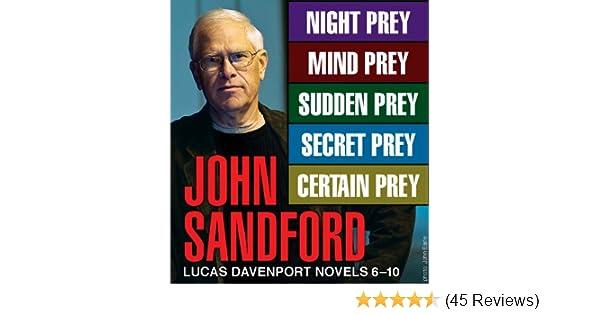 Amazon John Sandford Lucas Davenport Novels 6 10 A Novel EBook Kindle Store