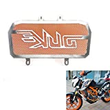 Motorcycle Radiator Grille Grill Guard Protective Cover Grill For KTM Duke 125 200 390 2013-2017