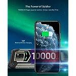 "Telephone Portable Incassable, DOOGEE S88 Pro Smartphone Incassable 4G, 10000 mAh,6.3""FHD, 6Go+128Go, 21MP + 16MP Caméra… 9"