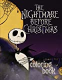 The Nightmare Before Christmas Coloring Book