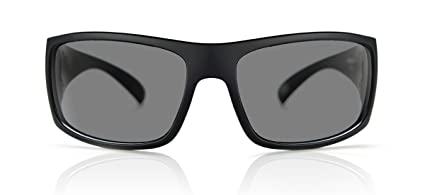 46ce7860b9df7 Image Unavailable. Image not available for. Color  MADSON Magnate Black  Matte Grey Polarized