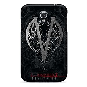 Samsung Galaxy S4 UVY17615BDKg Allow Personal Design Stylish Breaking Benjamin Series Scratch Resistant Cell-phone Hard Cover -CharlesPoirier