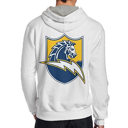 [UFBDJF20 San Diego Sport Football Team Pullover Hood For Men S White] (Mens Dallas Cowboy Football Costumes)