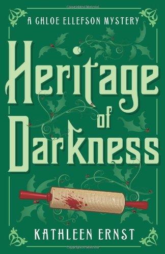 Heritage of Darkness (A Chloe Ellefson Mystery)