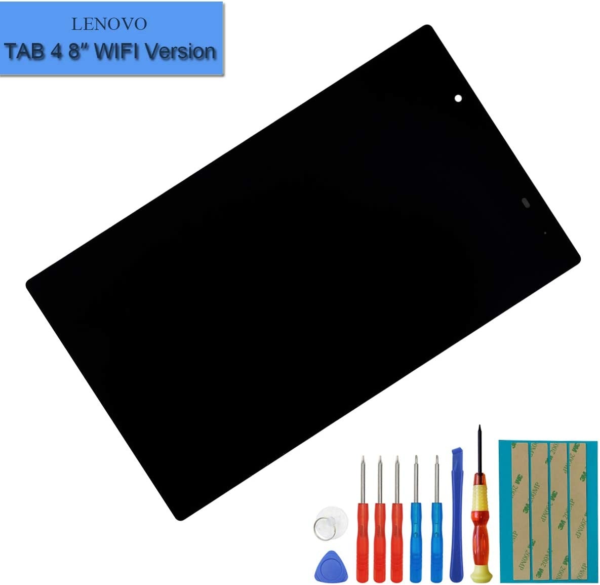 LCD Display Replacement Compatible with Lenovo Tab 4 8