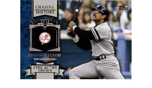 Amazoncom 2013 Topps Chasing History Baseball Card Ch 20