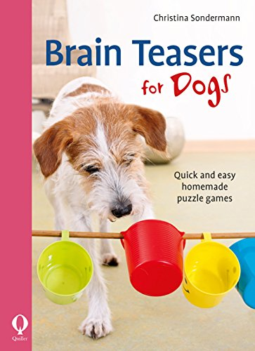 (Brain Teasers for Dogs: Quick and easy homemade puzzle games )