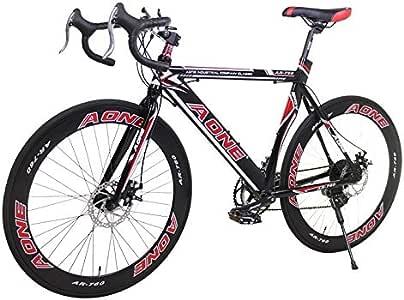 Riscko Bicicleta De Carretera Sky: Amazon.es: Deportes y aire libre
