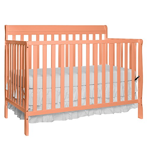 Lifestyle 4in 1 Crib (Dream On Me Alissa Convertible 5-in-1 Convertible Crib)