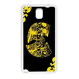 Wu-tang Fashion Comstom Plastic case cover For Samsung Galaxy Note3