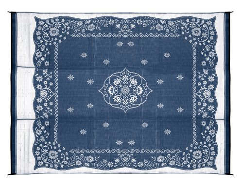 camco-42851-reversible-outdoor-mat-9-x-12-blue-oriental