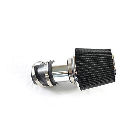 ... Intake Induction Kit With Filter For 1999-2005 Volkswagen Jetta Beetle Golf 1.8L / 1.9L / 2.0L / 2.8L 2000-2006 Audi TT / TT Quattro 1.8L Turbo (black)