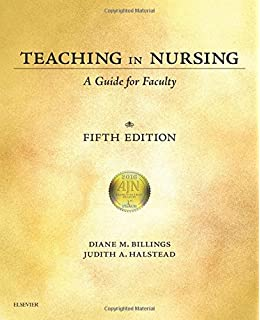 Evaluation and testing in nursing education fifth edition teaching in nursing a guide for faculty 5e malvernweather Image collections