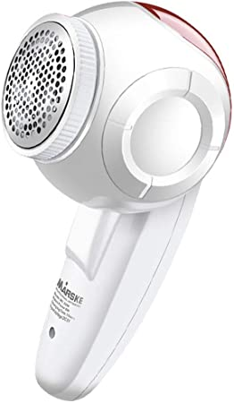YFGQJ Afeitadora de Ropa Removedor de Pelusa eléctrico Afeitadora de Tela portátil Recargable para Eliminar Pelusas ...