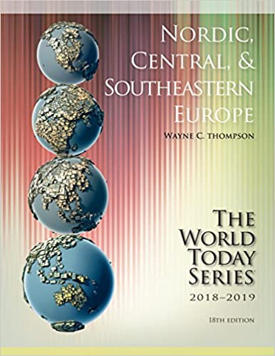 Nordic, Central, and Southeastern Europe 2018-2019 (World Today (Stryker))