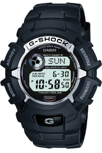 Casio Gents G Shock Waveceptor Watch