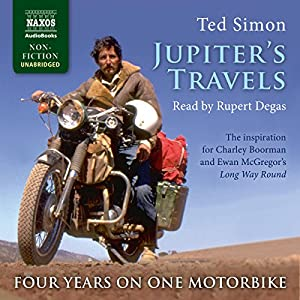 Jupiter's Travels Audiobook