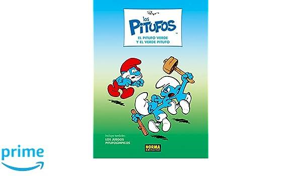 Los pitufos 10. El pitufo verde y el verde pitufo INFANTIL Y JUVENIL - 9788467913392: Amazon.es: Peyo e Y. Delporte: Libros