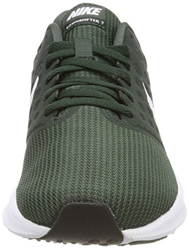 Nike Herren Downshifter 7 Laufschuhe Grün (Vintage Green/outdoor Green/black/white)