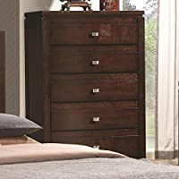 Coaster 203495 Home Furnishings Chest, Rich Brown