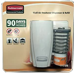 Rubbermaid Commercial Products Tcell Air Freshener Dispenser Refill Health