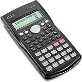 Elgin CC-240, Calculadora Cientifica, 240 Funções, 12 Dígitos, Visor 2 Linha, Multicor