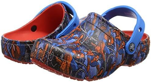 26 Marvel-Beau Sabots Spiderman-Bleu-gar/çon