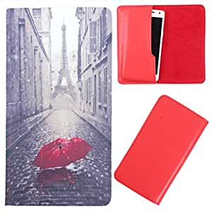 DooDa - For LG Nexus 4 PU Leather Designer Fashionable Fancy Case Cover Pouch With Smooth Inner Velvet