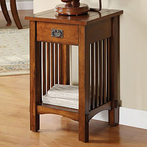 mission end table - 9