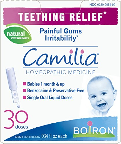 Boiron Camilia 30 Dose (Pack of 4)