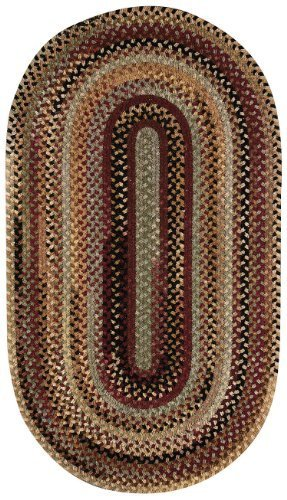 Capel Rugs Eaton Braided Basket, 12