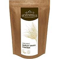 Sevenhills Wholefoods Gerstengras-Pulver Bio Aus Der EU 500g