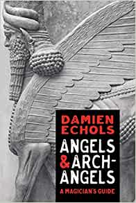 - Damien Echols Hardcover Angels and Archangels -