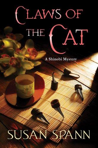Claws of the Cat: A Shinobi Mystery (Shinobi Mysteries Book 1)