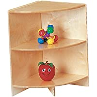 Jonti-Craft Outside Corner Storage