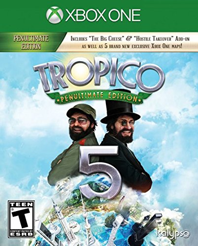 Tropico 5 - Penultimate Edition -