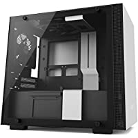 NZXT CA-H200B-W1 Mini-ITX Mini Tower Computer Case