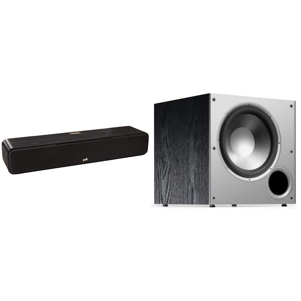 amazon com polk audio signature series s35 center channel speakers rh amazon com
