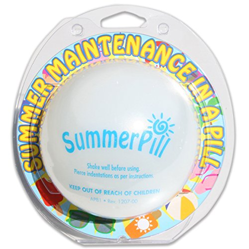 SeaKlear AquaPill Summer Pill to Enhance Sanitizer Performance, 4