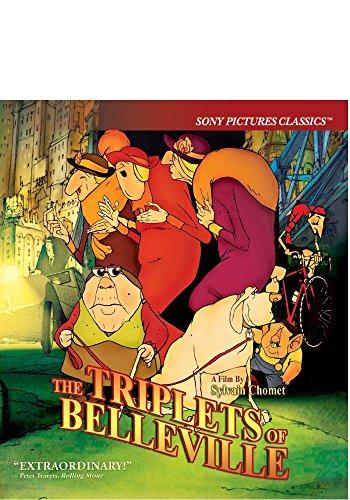 UPC 043396497696, Triplets Of Belleville [Blu-ray]