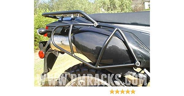 Amazon.com: Kawasaki KLX250S/SF Side Luge Racks 09 - present ... on