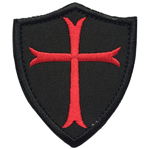 SpaceAuto Knights Templar Cross Crusaders Tactical Morale Patch 2.95