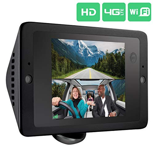 (Owlcam: The 4G LTE Smart Dash Camera That Sends Video to Your Phone - Driving & Parked. Dual HD Cameras, Video Alerts, Live View, History, Crash Assist, Hands-Free Voice Control, 2-Way Talk (US Only))